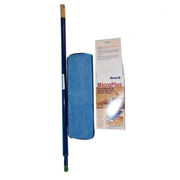 Bona Microfiber Pad and Pole Floor Mop Hardwood Stone # WM710013432
