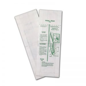 Style BV4 Back Pack Vacuum Cleaner Paper Bags 5PK # 69370A-10 Sanitaire SC420A